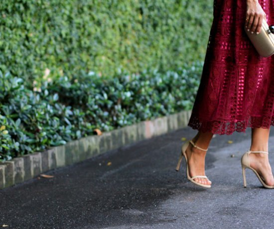 Valentine's Day Date Night Look shoes