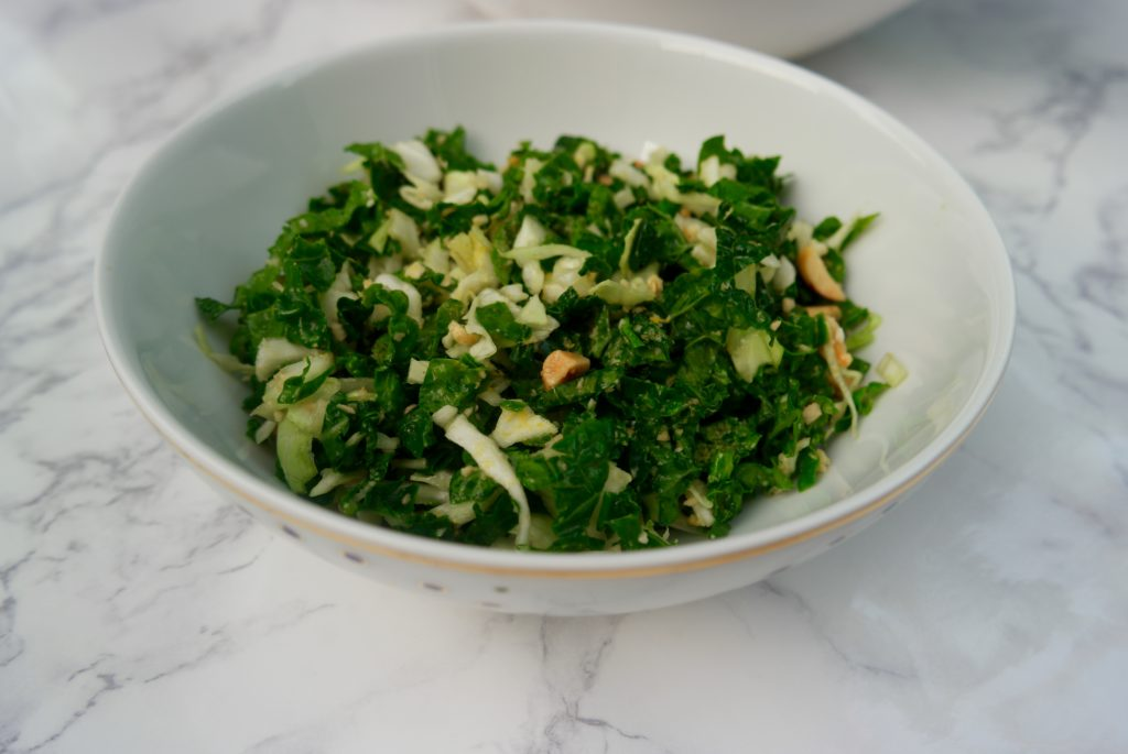 Kale Salad inspired by hillstone 2