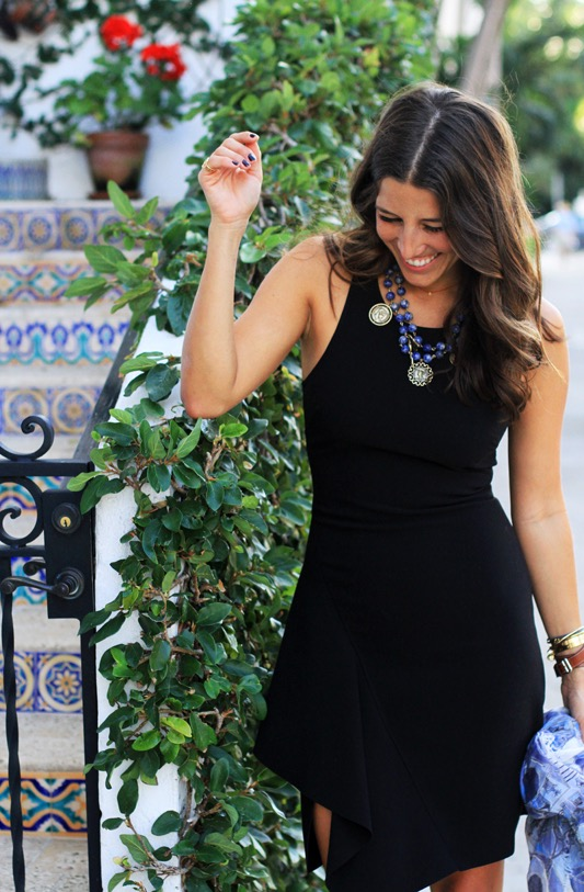 Italian Wrap & Little Black Dress 8