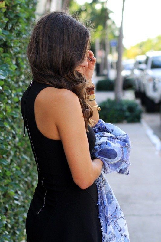 Italian Wrap & Little Black Dress 6