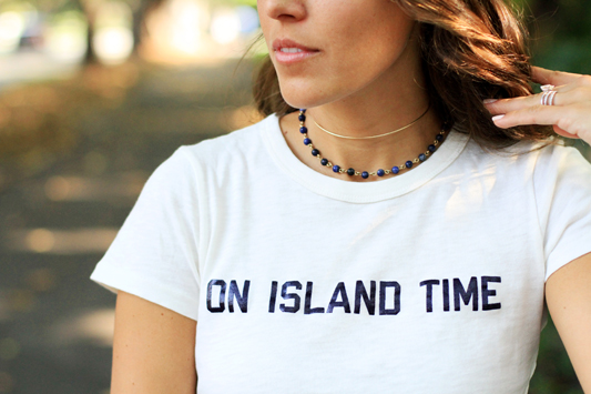 On Island Time with J. Crew 9