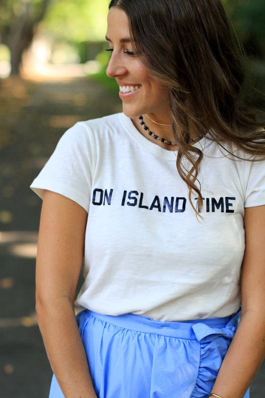 On Island Time with J. Crew 5