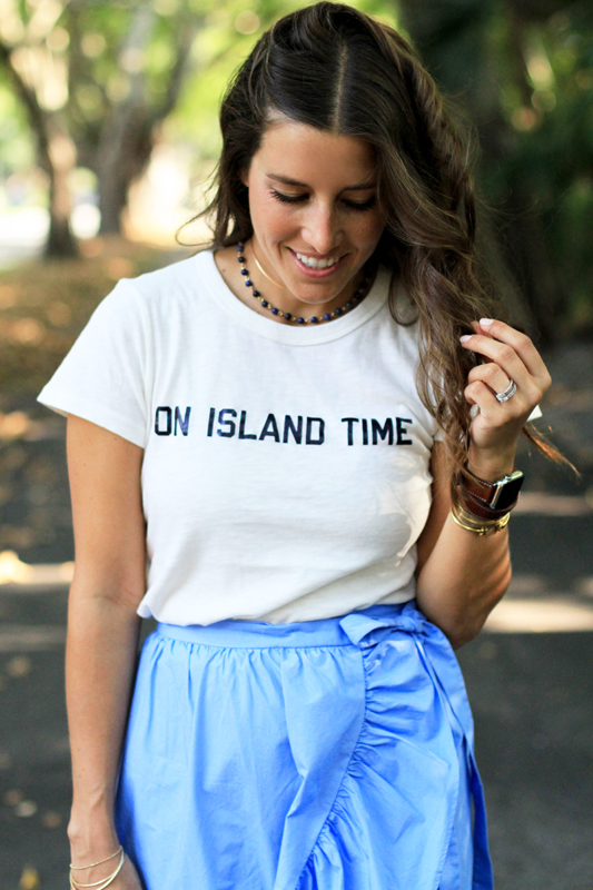On Island Time with J. Crew 1
