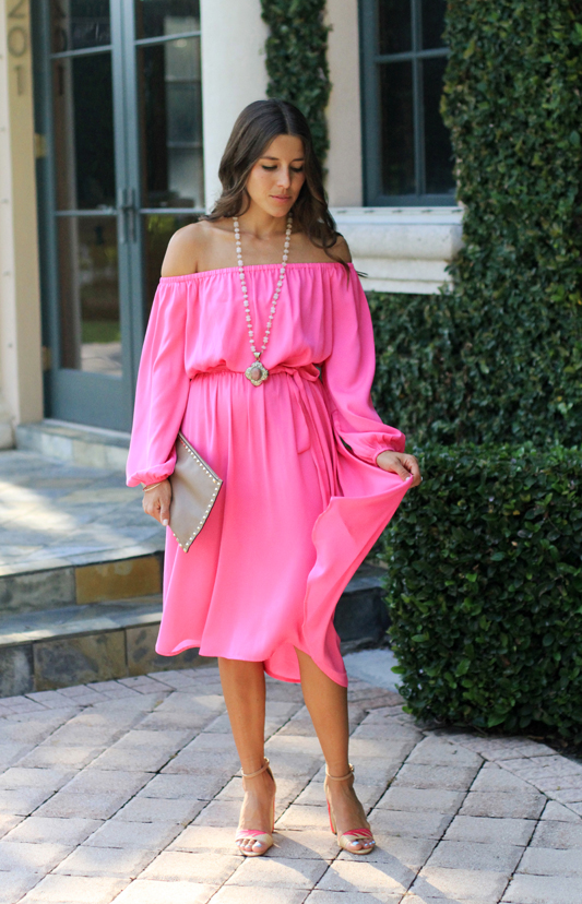 Pink Dress at a Great Price 5