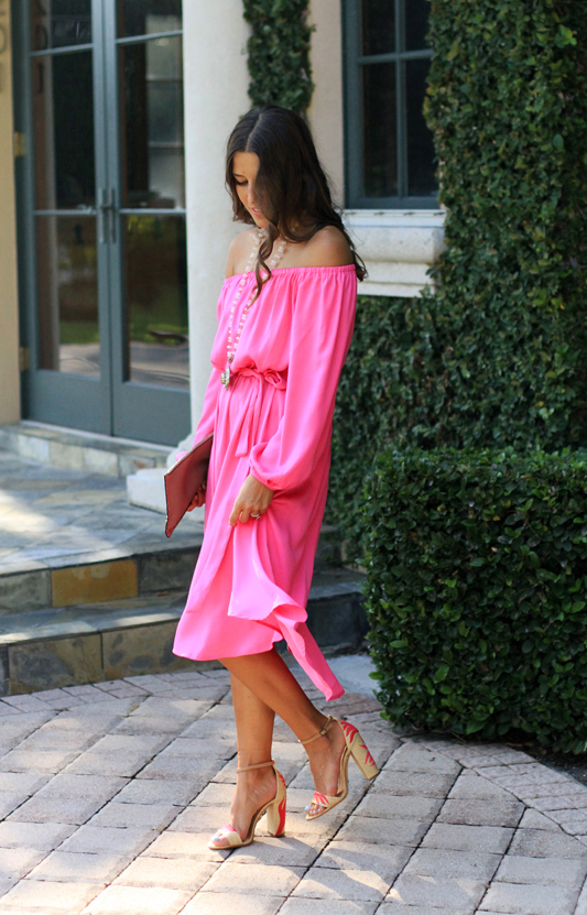 Pink Dress at a Great Price