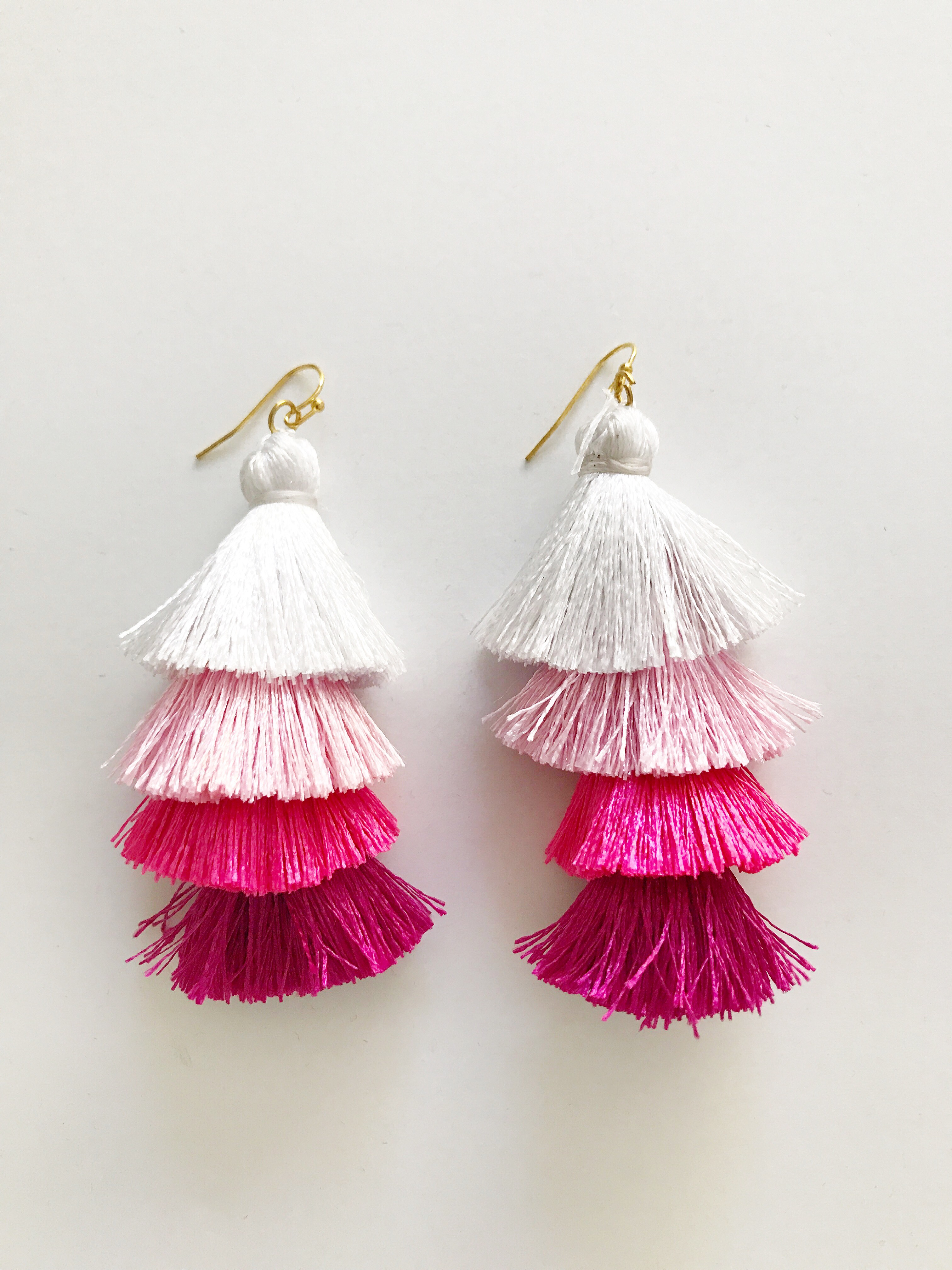 earrings tassel ball chain p htm product shape tassle