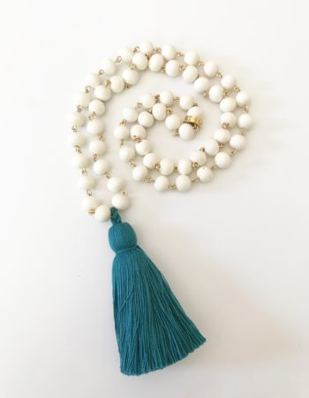 Pacific Tassel Necklace