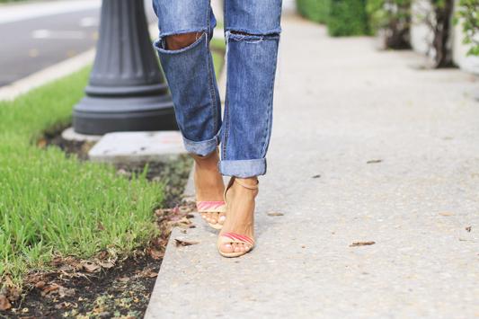 Gingham Love Continues + Schutz Sandals