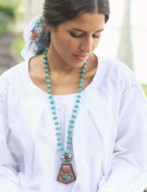 Turquoise dreaming Necklace