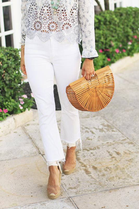 White Jeans & Espadrilles