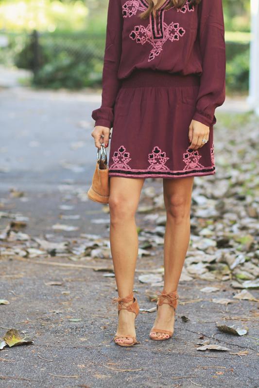 Chloe Oliver Dress + Schutz