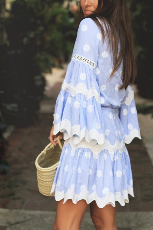 Blue, White, Stripes & Polka Dots Shop Alexis